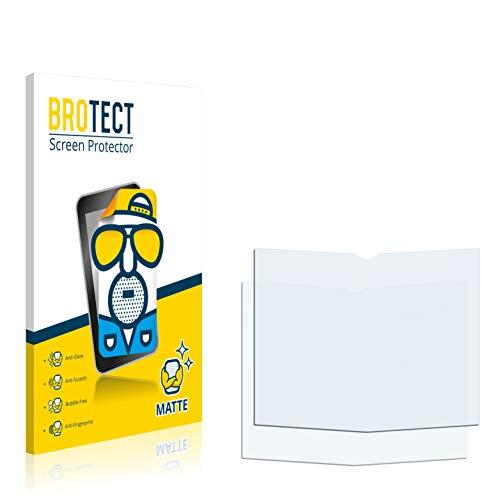 BROTECT 2X Entspiegelungs-Schutzfolie kompatibel mit Vertu Constellation Quest Bildschirmschutz-Folie Matt, Anti-Reflex, Anti-Fingerprint