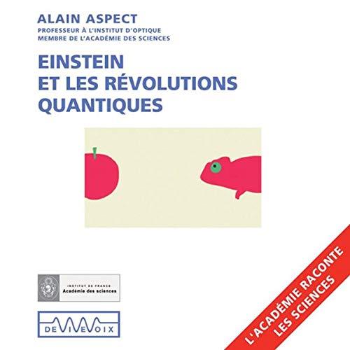 Einstein et les révolutions quantiques Titelbild