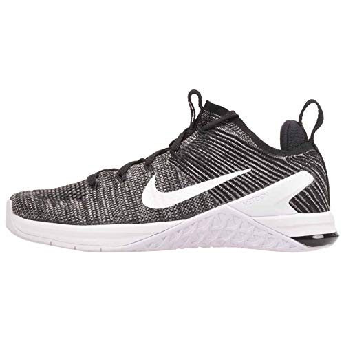Nike Women's WMNS Metcon DSX Flyknit 2, Black/White, 7.5 UK