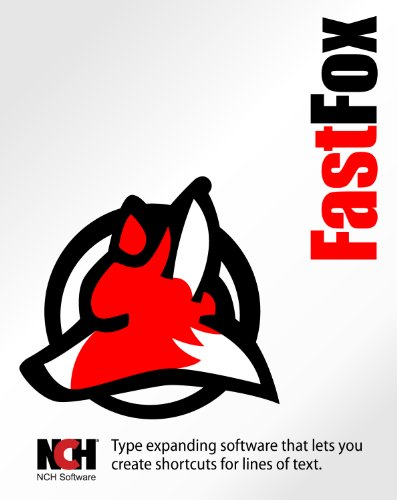 FastFox Text Expander Software - Save Time with Keyboard Shortcuts & Macros [Download]