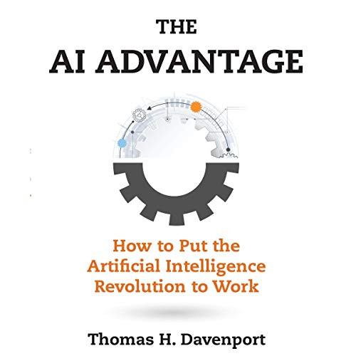 The AI Advantage cover art