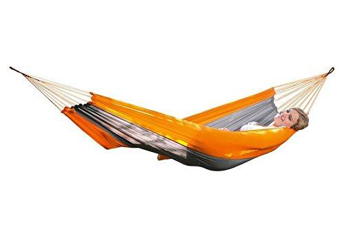 Hamac Amazonas Silk Traveller coloris techno 220x140cm Amazonas AZ-1030160