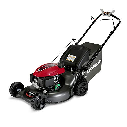 Honda 663020 21 in. GCV170 Engine Smart Drive Variable Speed 3-in-1 Self Propelled Lawn Mower with Auto Choke