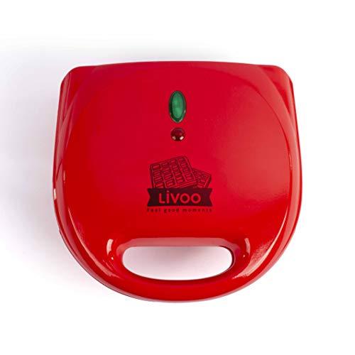 Domoclip Gofrera Rojo