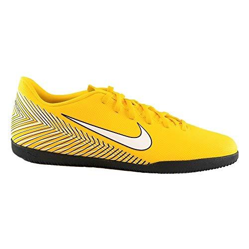Nike JR Vapor 12 Club GS NJR IC, Zapatillas de fútbol Sala Unisex niño, Multicolor (Amarillo/White/Black 710), 32 EU