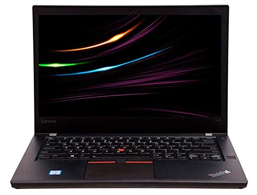 Lenovo ThinkPad T470 Business Notebook Intel i5 2x2.6 GHz Prozessor 7.Gen 8 GB Arbeitsspeicher 256 GB SSD 14 Zoll Display Full HD 1920x1080 IPS Cam Windows 10 Pro Q35 (generalüberholt)