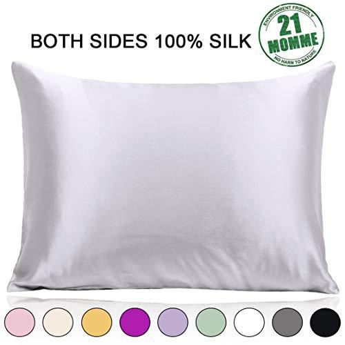 100% Pure Mulberry Silk Pillowcase