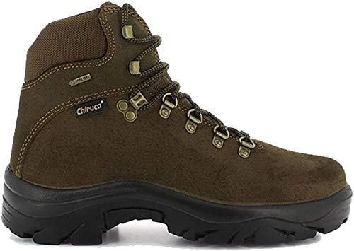 Chiruca Botas Pointer 01 color Verde piel - GORETEX Talla 39