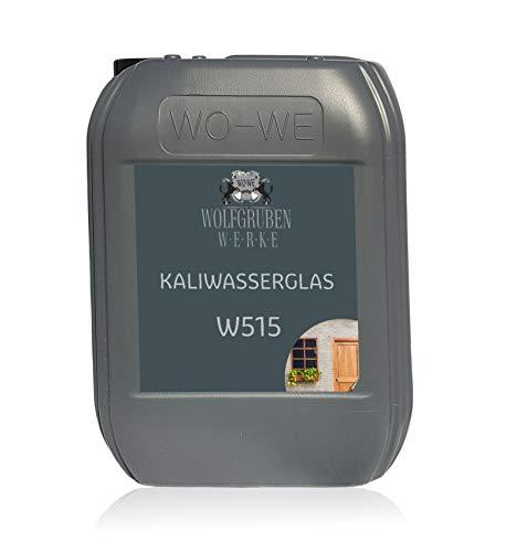 Kaliwasserglas Haftgrund Bindemittel Versiegelung Mauerabdichtung W515-5L