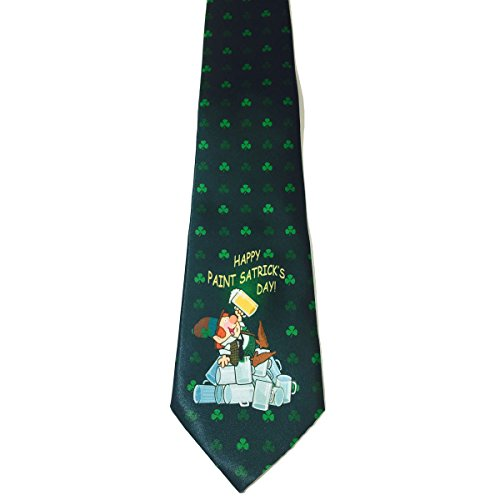 Product Image 6: Stonehouse Collection Men's Assorted Holiday Ties – 6 Fun Neckties – Tie Assortment – Christmas, Thanksgiving, Valentines, St Patricks, Easter, 4th of July