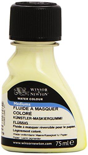 Winsor & Newton 2621759 - Gomma Arabica liquida per acquerelli, 75 ml
