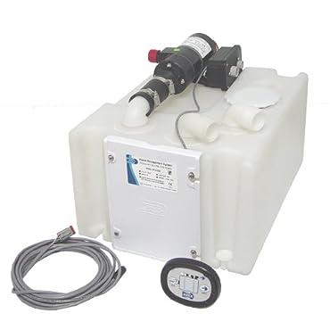 Jabsco 38110-0092 Waste Management System w-Holding Tank & 12V Pump