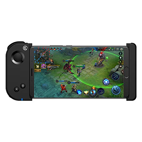 GameSir T6 One-Handed Stretch Controller Gamepad Mobile Grip with Joystick for Android, Gamepad and Touchscreen Combined Controller