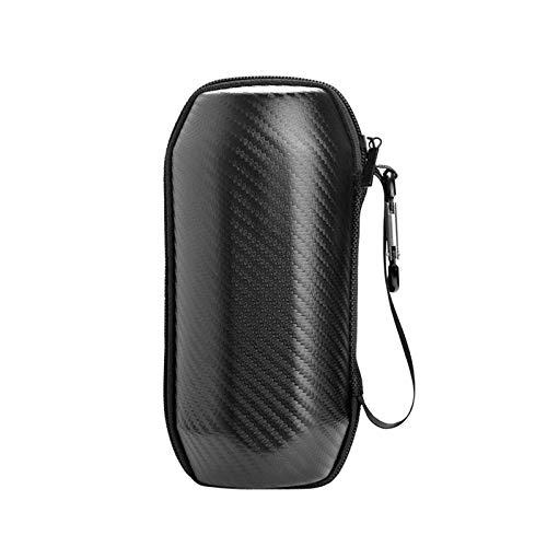 Carcasa impermeable para altavoz Bluetooth portátil JBL Flip 5, bolsa de viaje a juego, cable USB y adaptador no incluidos, color negro