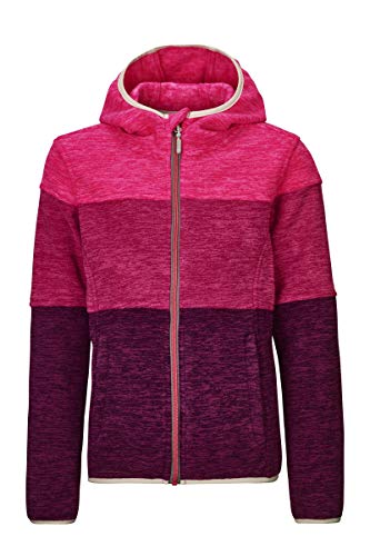 Killtec Mädchen Fleecejacke Cadence Jr, Farbe:pink, Größe:152