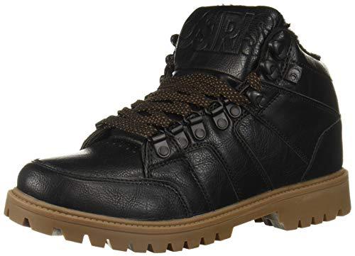 Osiris Herren Convoy Boot Skate Schuh, Schwarz (Arbeitskleidung/Schwarz), 39.5 EU