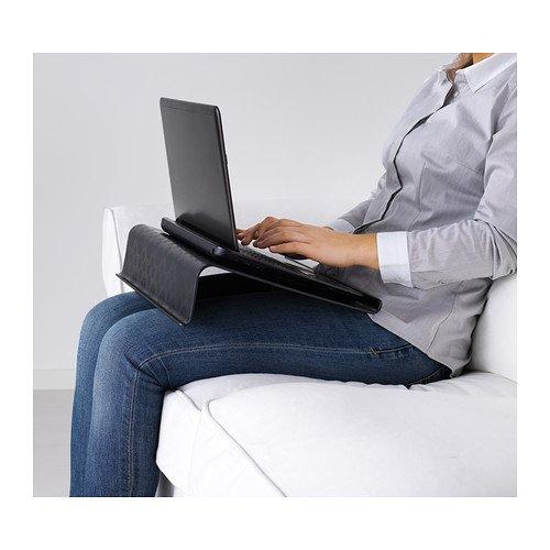 IKEA BRADA Stand for Laptop Black