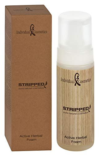 Individual Cosmetics STRIPPED Active Herbal Foam