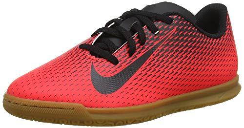 Nike Unisex-Erwachsene Bravatax ii c Futsalschuhe, Mehrfarbig (Bright Crimson/Black 601), 38.5 EU
