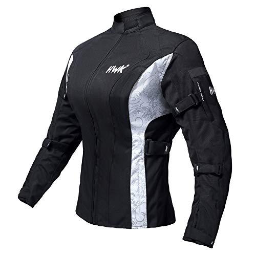 HWK WV3 Womens Motorcycle Jacket