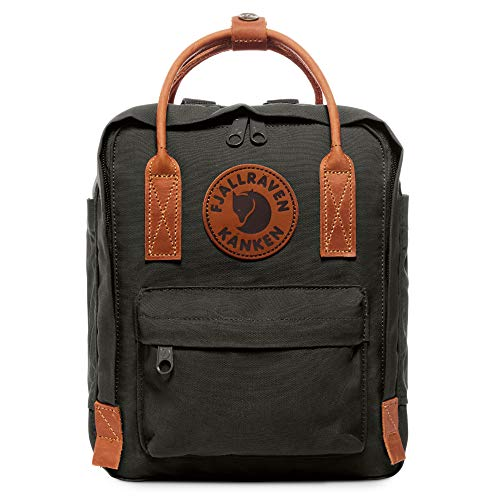 Fjallraven kanken no.2 mini Deep Forest One Size
