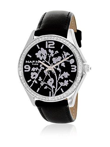 NAF NAF Reloj de Cuarzo Woman BC RD Petites FLEUERS 36 mm
