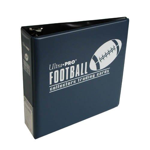 Ultra Pro 7,6cm blau Fußball Album