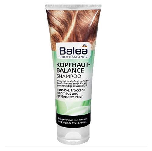 Balea Professional Shampoo voor hoofdhuid en gestrest haar (1 x 250 ml)