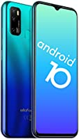 Ulefone Note 9P Smartphone zonder Contract - Android 10 Octa-Core Mobiele Telefoons Dual SIM 4GB+64GB 3-in-1 kaartsleuf...