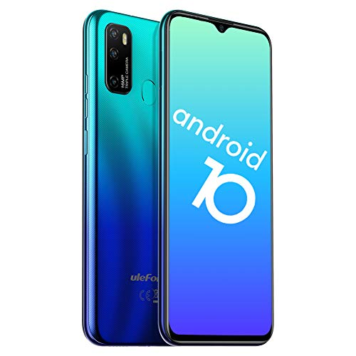 Teléfono Móvil Libres 4G, Ulefone Note 9P Android 10...