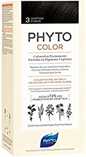 Phyto Hair Dyeing, 210 g