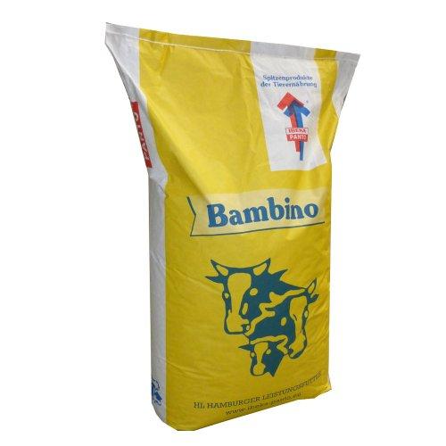 Panto Bambino für Alpaka - das Alpakafutter mit Wisan Lein für ganz besondere Ansprüche, 25000 g