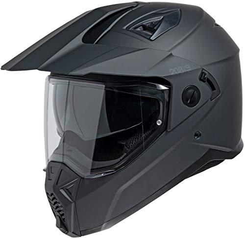 IXS Helm Enduro 208 1.0 mattschwarz XXL mattschwarz
