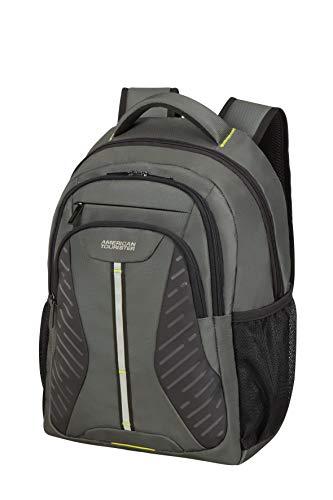 American Tourister At Work - 15.6 Pollici Zaino Porta PC, 45 cm, 25 L, Grigio (Shadow Grey)