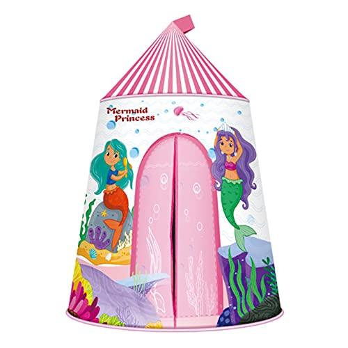 Nedyet Tienda de campaña para niños pequeños, casa de juegos para interior y exterior, portátil, tienda de campaña india para niños, tienda de juegos para niños tipi