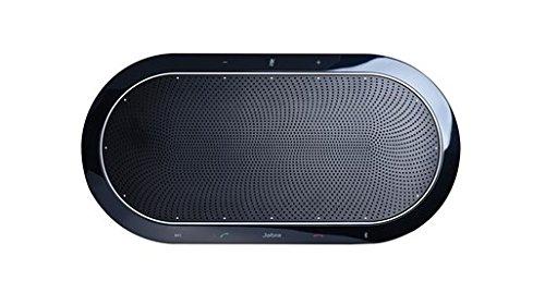 Jabra Speak 810 UC stationäre Profi-Konferenzlösung mit USB/Bluetooth/3,5mm-Klinke für PCs/Laptops/Smartphones/Tablets, UC-/VoIP-Kommunikation für bis zu 15 Personen