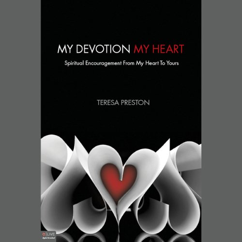 My Devotion, My Heart audiobook cover art