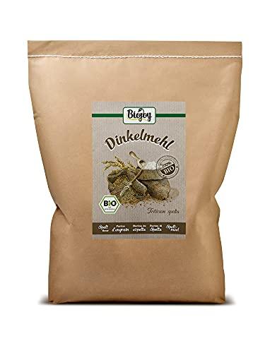 Biojoy Bio Speltmeel, goed verdraagbaar, natuurlijke (5 kg)
