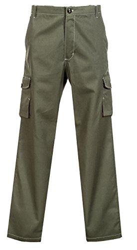 Seba 461VM broek elastisch groen M Groen