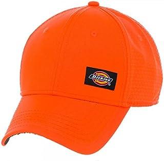 Dickies Reflective Fabric Blaze Mesh Adjustable Baseball Cap (Orange, Black, Yellow)