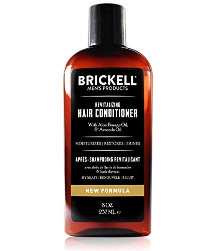 Brickell Men's Products Balsamo Rivitalizzante Capelli...