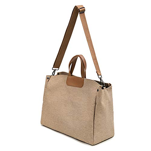 15.6-inch Laptop Handbag Large Space One-Shoulder Portable Can Be Diagonal Laptop Protective Sleeve Business and Leisure Unisex