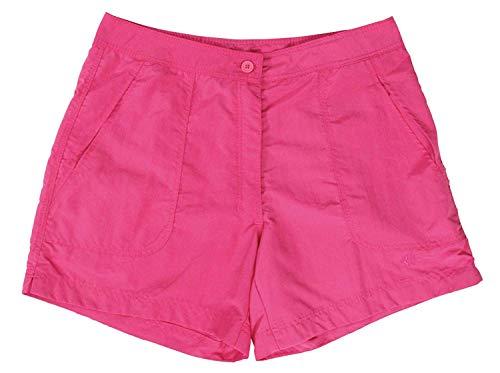 Guy Harvey Ladies Fishing Shorts, Raspberry, 14