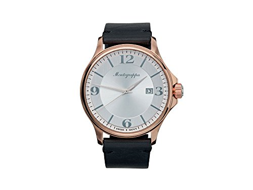 Montegrappa Watch Mule Silver Dial