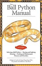 Image of The Ball Python Manual. Brand catalog list of CompanionHouse Books.