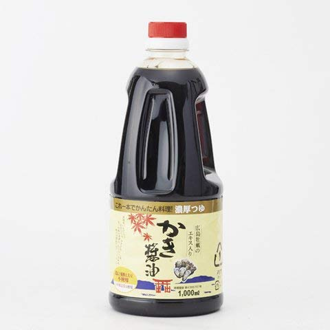 アサムラサキ かき醤油 1000ml 1個