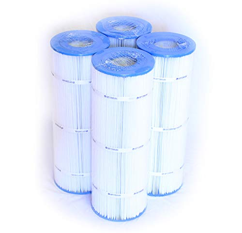 Pool Filter 4 Pack Replacement for Pentair Clean & Clear Plus 320; 80 SQ. FT. Cartridge Element