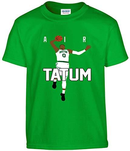 The Tune Guys Green Boston Tatum Air Pic T-Shirt Toddler