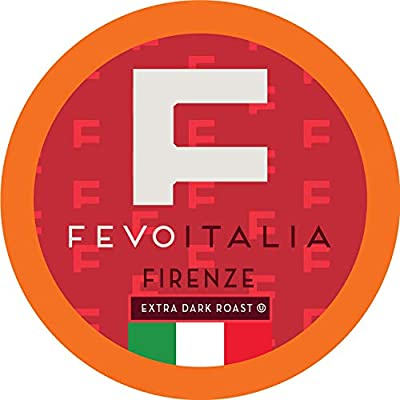 Fevo Italia Variety Pack Coffee Pods, Compatible with 2.0 K-Cup Brewers from Fevo Italia