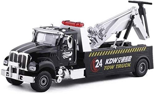 1yess Modell Engineering Automodell 1:50 Verhältnis Rettungswagen Auto Modell Kind Jungen Spielzeug, Puzzle 8bayfa